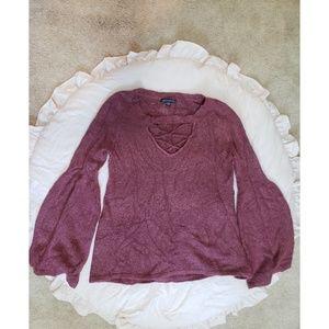 American Eagle size small sweater